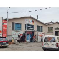 Подмяна на луминисцентни лампи в търговски център за строителни материали - ПАРОС - гр.Габрово