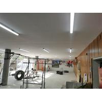 """Подмяна на осветителна инсталация и монтаж на LED осветление в Спортна зала - """"Дан Колов"""" - гр.Севлиево"""