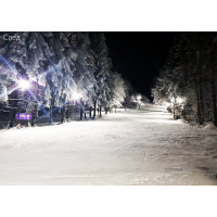 """Осветяване на ски писта """"Горското"""" на Узана - област Габрово"""