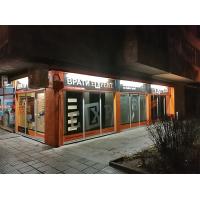 """Изграждане на осветителна инсталация с доставка и монтаж на LED осветление във верига магазини - """"Врати Експерт"""" - гр.Габрово"""