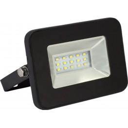 10W LED Прожектор SMD Черно Тяло Бяла Светлина