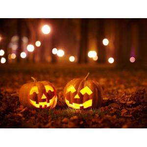 Освети дома си на Хелоуин!