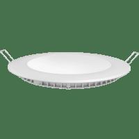12W LED Premium Панел - Кръг Топло Бяла Светлина