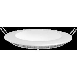 12W LED Premium Панел - Кръг Бяла Светлина