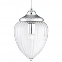 Пендел С Винтидж Дизайн Pendants Изработен От  Метал и Стъкло