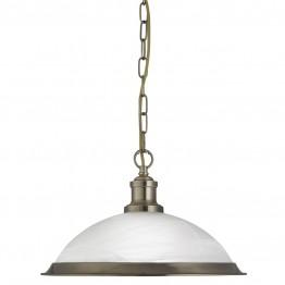 Пендел Bistro 1591Ab Изработен От  Метал и Стъкло