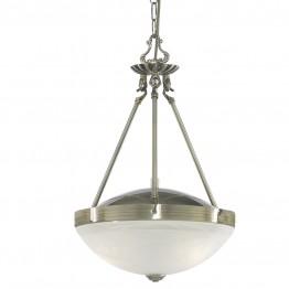 Пендел Regency С Класически Дизайн Изработен От  Метал и Стъкло