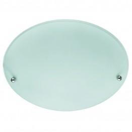 Плафон Flush 3165-30 Изработен От  Метал и Стъкло