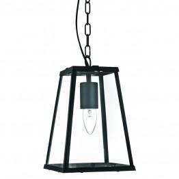 Пендел-Фенер Lanterns С Винтидж Дизайн Изработен От  Метал и Стъкло