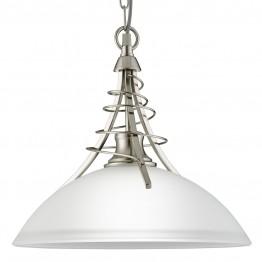 Пендел Linea С Оригинален Дизайн Изработен От  Метал и Стъкло