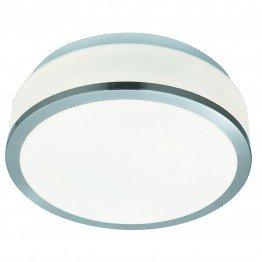 Плафон Bathroom Lights За Мокро Помещение Изработен От  Метал и Стъкло