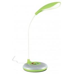 Настолна LED лампа KEIKO зелена Изработена от  Поликарбонат