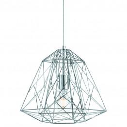 Пендел Geometric Cage 7271Cc Изработен От  Метал
