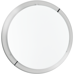 LED PLANET 31256eglo Панел от стомана - бял