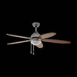 SUSALE 35042eglo вентилатор от стомана - сатен