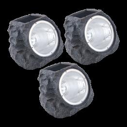 SOLAR 48505eglo градински осветителни тела от пластмаса - сиво