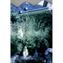 SOLAR 48514eglo градински осветителни тела от стомана - стомана