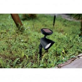 SOLAR 48635eglo градински осветителни тела от пластмаса - черен