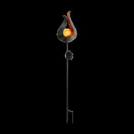 SOLAR 48701eglo градински осветителни тела от стомана - кафяв