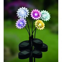 SOLAR 48741eglo градински осветителни тела от стомана - черен