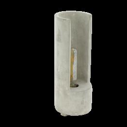 LYNTON 49112eglo настолна лампа от бетон - сиво