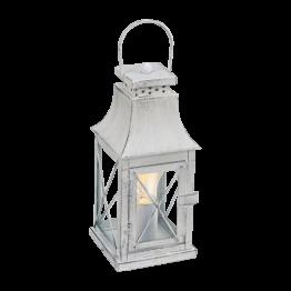 LISBURN 49294eglo настолна лампа от стомана - сиво