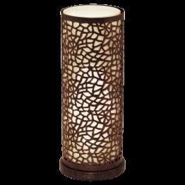 ALMERA 89116eglo настолна лампа от стомана - античен кафяв