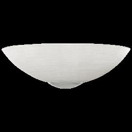 MALVA 90017eglo аплик от стомана - бял, сатен
