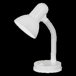 BASIC 9229eglo настолна лампа от пластмаса - бял