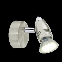 MAGNUM-LED 92641eglo спот от стомана - сатен, сив