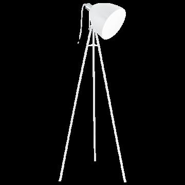 DON DIEGO 92891eglo лампион от стомана - бял, сив