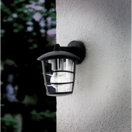ALORIA 93098eglo аплик от отлят алуминий - черен