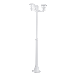 ALORIA 93405eglo лампион от отлят алуминий - бял