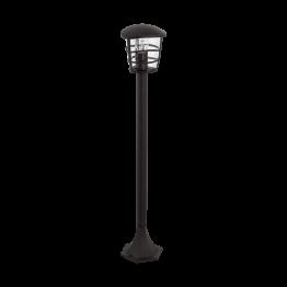 ALORIA 93408eglo лампион от отлят алуминий - черен
