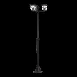 ALORIA 93409eglo лампион от отлят алуминий - черен