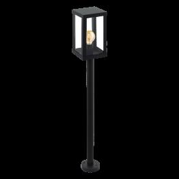 ALAMONTE 1 94833eglo лампион от поцинкована стомана - черен