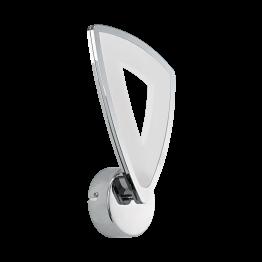 AMONDE 95222eglo аплик от отлят алуминий - сив