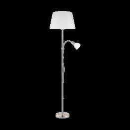 CONESA 95686eglo лампион от стомана - сатен