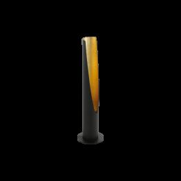 BARBOTTO 97583eglo настолна лампа от стомана - черен,