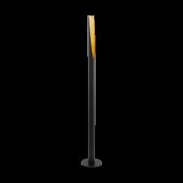 BARBOTTO 97584eglo лампион от стомана - черен,