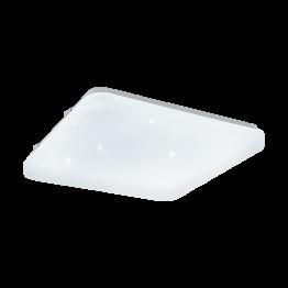 FRANIA-S 97881eglo аплик от стомана - бял