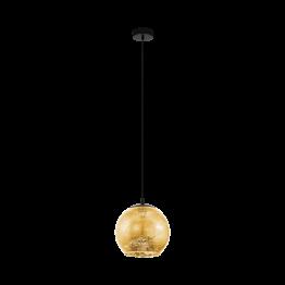 ALBARACCIN 98523eglo пендел от стомана - черен/златен