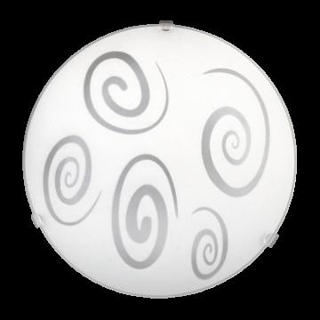 Плафониера Е27 Spiral 1822rab