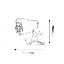 LED Спот E14 R50 Clip 4357rab