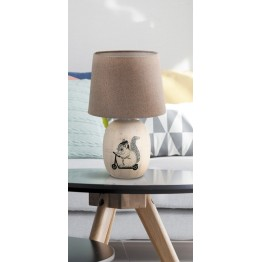 E14 Настолна лампа Dorka 4604rab