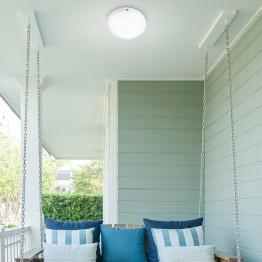 Външни таванни лампи (плафони) Lentil LED 8555rab