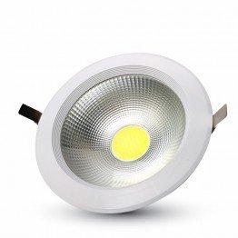 20W LED COB Downlight Round A++ 120Lm/W Warm White
