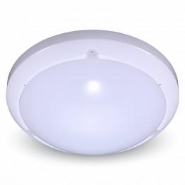 16W LED Плафониера Със Сензор Microwave Топло Бяла Светлина
