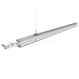 50W LED Линеен Осветител Подчинен Неутрално Бяла Светлина 120°