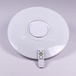 LED Smart Плафониета С Дистанционно И Говорител